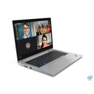 "LENOVO ThinkPad L13 Yoga - i5-10210U@1.6GHz,13.3"" FHD IPS Touch,8GB,256SSD,HDMI,HDcam,Intel HD,W10P,1r carryin,stříbrná"