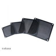 AKASA Prachový filtr GRM92-AL01-BK, 92mm, hliník