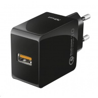 TRUST Ultra Fast USB Wall Charger with QC3.0 and auto-detect