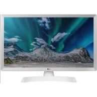 """LG MT TV LCD 27,5""""  28TL510S - 1366x768, HDMI, USB, DVB-T2/C/S2, repro, SMART, bílá barva"""