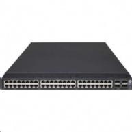 HPE 5900AF 48XGT 4QSFP FB Bundle