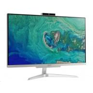 """ACER PC AiO Aspire C24-865 - i5-8250U@1.6GHz,IPS,23.8"""" FHD,8GB,1THDD54,Intel HD,noDVD,HDMI,kl+mys,W10H"""