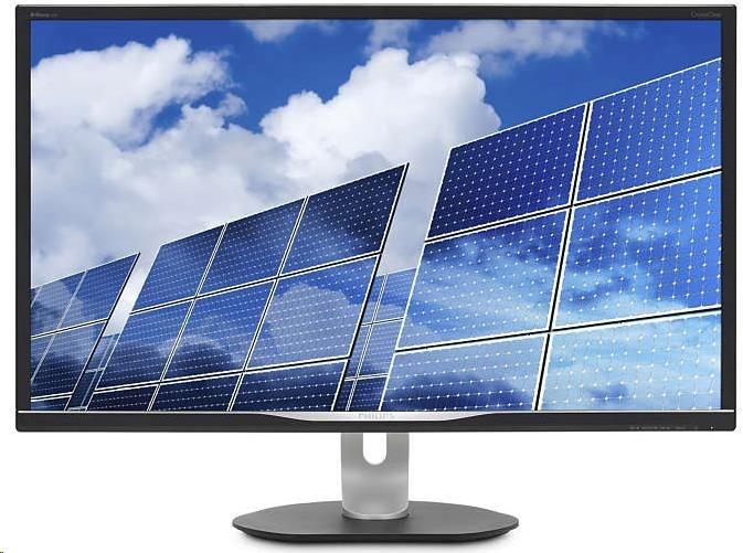 """Philips MT IPS LED 31,5"""" 328B6QJEB/00 - IPS panel, 2560x1440,50M:1, 250cd, D-Sub, DVI, HDMI / MHL, DP, USB, repro, pivot"""