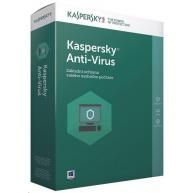 Kaspersky Anti-Virus CZ, 5PC, 1 rok, nová licence, elektronicky