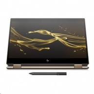 NTB HP Spectre x360 Convertible 15-df0012nc; 15.6 IPS 4K, i7-8565U, 16GB DDR4, GeForce MX150, WIN10 - Grey