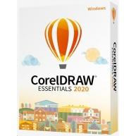CorelDraw Essentials 2020 CZ/PL- BOX