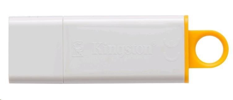 Kingston 8GB DataTraveler, USB 3.0 - Gen 4 - žlutý