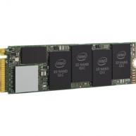 Intel® SSD 660p Series 1TB, M.2 80mm PCIe 3.0 3D2 QLC