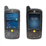 Motorola/Zebra terminál MC67, HSPA+, LED IMAGER, CAMERA, 512MB/2GB, QWERTY, 1.5X BATTERY