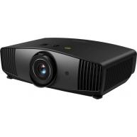 BENQ PRJ W5700 DLP 4K2K UHD Video Projector; BLack Chassi,  1800 ANSI lumen;  100,000:1; 1.6X zoom; HDMI,USB, LAN (RJ45)