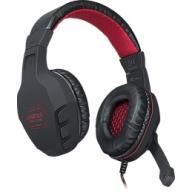 SPEED LINK sluchátka s mikrofonem SL-860001-BK MARTIUS Stereo Gaming Headset, black