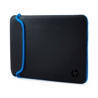"HP 14"" Chroma Sleeve Black/Blue - BAG"