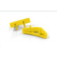 NOCTUA NA-SAVP1.yellow - sada 16 ks antivibračních podložek pro ventilátory, žlutá
