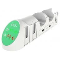 iPega nabíjecí stanice 9187 pro Nintendo Switch / ovladače Joy-con / Nintendo Switch Pro