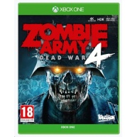 XBOX One hra Zombie army 4