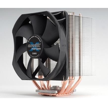 ZALMAN CNPS10X PERFORMA PLUS - CPU chladič, měděná základna, 120mm PWM Fan, 5x heatpipe