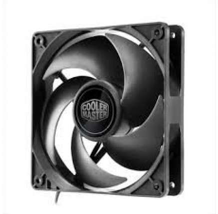 Cooler Master ventilátor Master Silencio FP120, 120x120x25, 11dBA