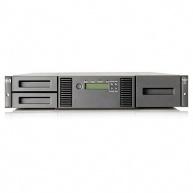 HP MSL2024 3000 SAS w/ 24 x LTO-5 Ultrium Data Tape Bundle