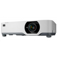 NEC Projektor LCD P605UL (1920x1200,6000ANSI,50000:1)  20 000h lamp laser,D-SUB,HDBT, HDMI,, LAN,optionl WLAN