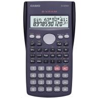CASIO kalkulačka FX 82  MS, černá, školní, desetimístná
