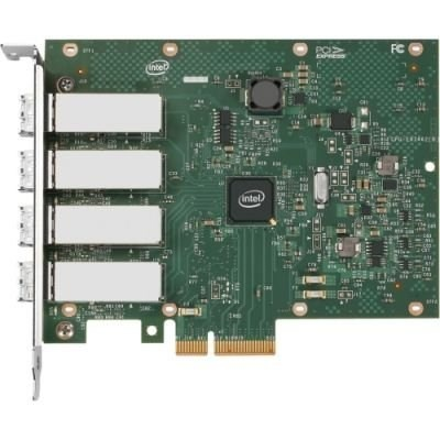 Intel Ethernet Server Adapter I340-F4, retail