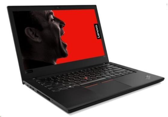 "LENOVO TP T480 černý 14"" FHD 250Nit,i5-8250U@1.6GHz,8GB,512SSD,UHD620,HDMI,USB-C,6čl(3+3),W10P,3r carry-in"