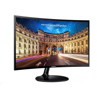 "SAMSUNG MT LED LCD 24"" C24F390 - prohnutý, VA, 1920x1080, HDMI, 4ms"