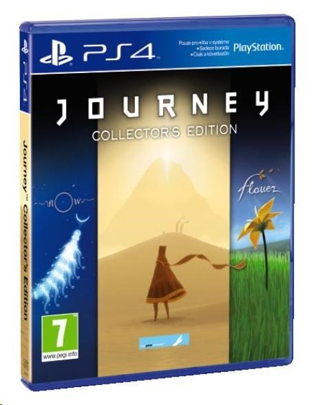 SONY PS4 hra Journey Collectors Edition