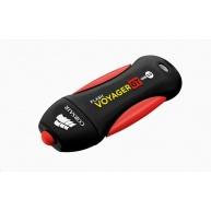 CORSAIR Flash Disk 32GB Voyager GT, USB 3.0, černá/červená