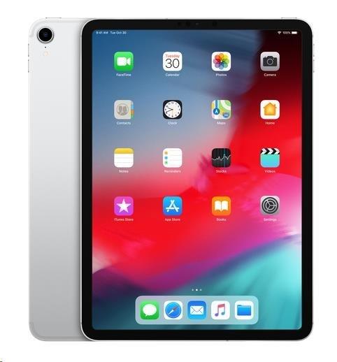 Apple iPad Pro 11'' Wi-Fi + Cellular 1TB - Silver