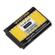 Fotobaterie Patona pro Sony NP-BX1 1000mAh Li-Ion