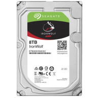 SEAGATE HDD IRONWOLF (NAS) 8TB SATAIII/600, 7200rpm, 256MB cache
