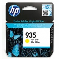 HP 935 Yellow Ink Cartridge, C2P22AE