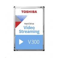 "TOSHIBA HDD V300 3TB, SATA III, 5940 rpm, 64MB cache, 3,5"", BULK"