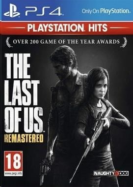 SONY PS4 hra The Last of Us