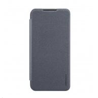 Nillkin Sparkle Leather Case for Xiaomi Redmi Note 8 Black