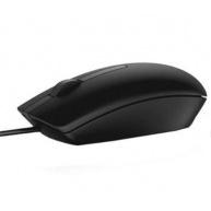 BAZAR DELL Optical Mouse - MS116 - Black