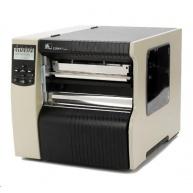 Zebra 220Xi4, 8 dots/mm (203 dpi), řezačka, ZPLII, print server (ethernet, wifi)