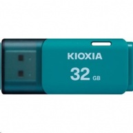 KIOXIA Hayabusa Flash drive 32GB U202, Aqua
