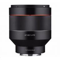 Samyang AF 85mm F/1.4 Sony FE - po opravdě