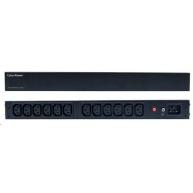 CyberPower Rack PDU, Basic, 1U, 16A, (12)C13, IEC-320 C20
