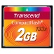 TRANSCEND Compact Flash 2GB (133x)