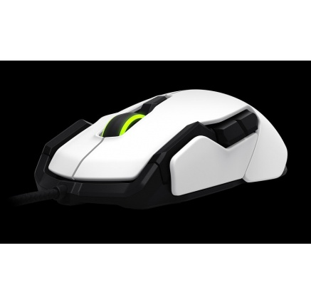 ROCCAT myš ROC-11-503 KOVA Pure Performance Gaming Mouse, bílá