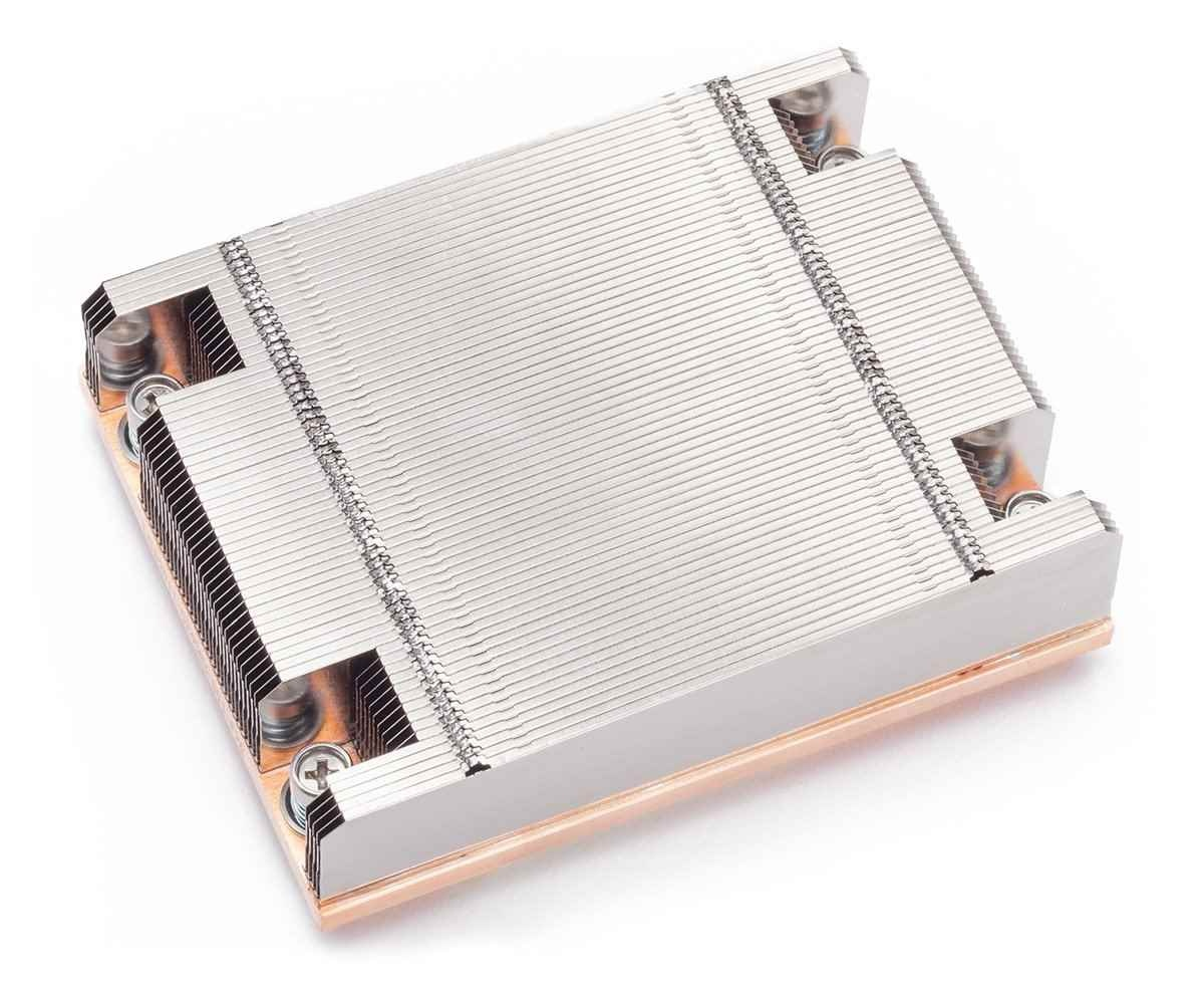 INTEL chladič 1U Heat Sink FXXCA84X106HS (Cu/Al 84mmx106mm) for Intel Compute Modules