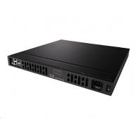 Cisco ISR 4331 service router, 5xGbE, 2xUSB, 4GBRAM