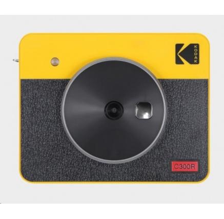 Kodak MINISHOT COMBO 3 RETRO Yellow