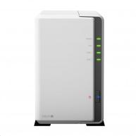 Synology DS218j DiskStation (2C/Armada385/1,3GHz/512MBRAM/2xSATA/2xUSB3.0/1xGbE)