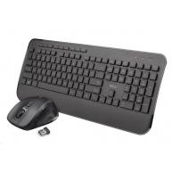 TRUST Set klávesnice + myš Mezza Wireless Keyboard with mouse