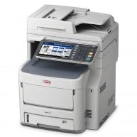 Oki MB770dnfax A4, 52 ppm 1200x1200 dpi, 160GB HDD, 2GB RAM, RADF, PCL, USB2.0, LAN (Print/Scan/Copy/Fax)
