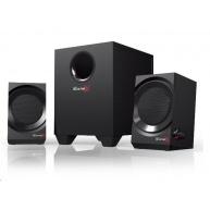 Creative Sound Blaster KRATOS S3 - reproduktor - černý